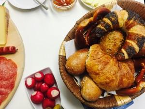 Impression vom Frauenfrühstück