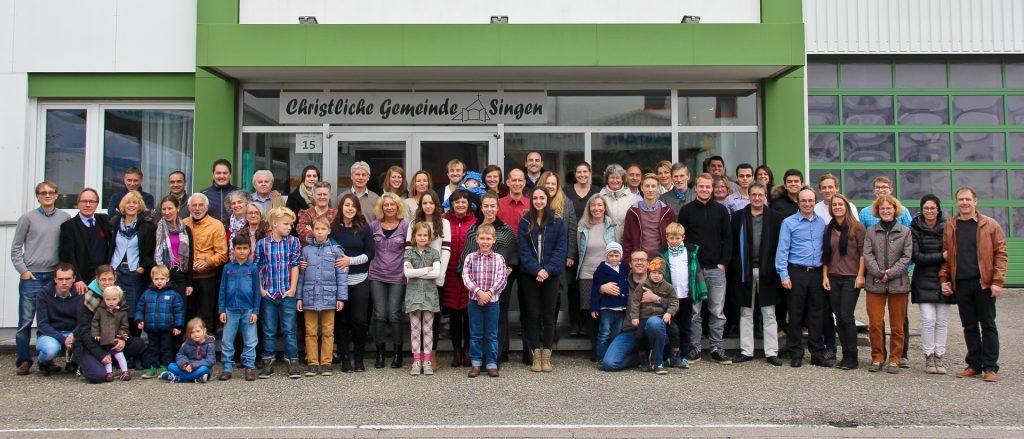Christliche Gemeinde Singen: Wer sind wir?